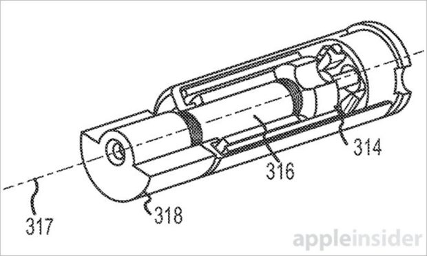 Apple protect patent