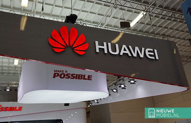 Huawei sign make it possible
