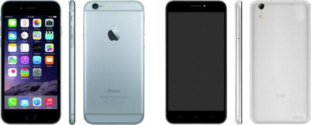 iPhone 6 vs Digione