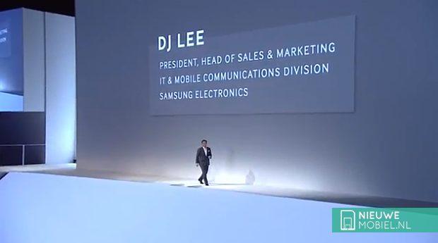 DJ Lee Samsung