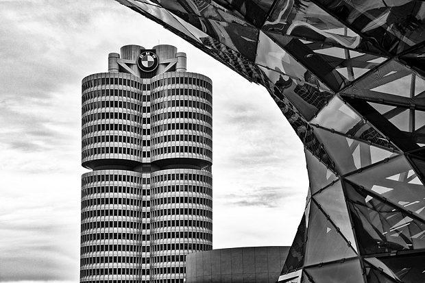 BMW HQ Munich