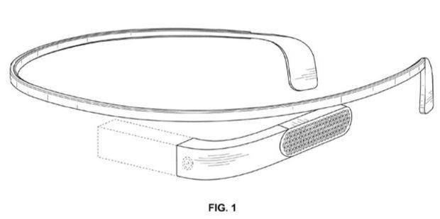 New Glass patent