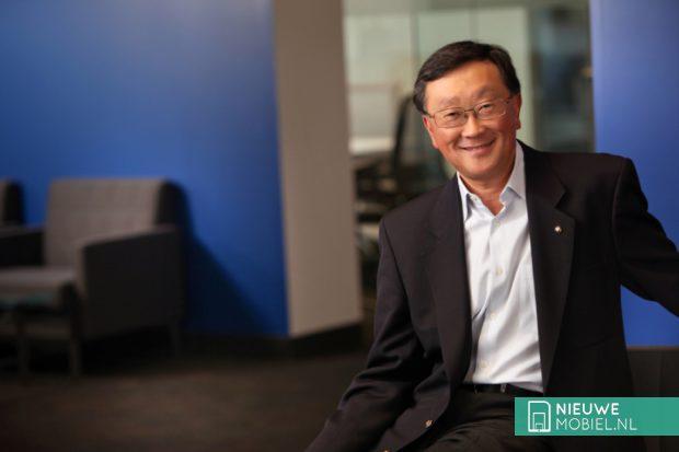 John S. Chen BlackBerry
