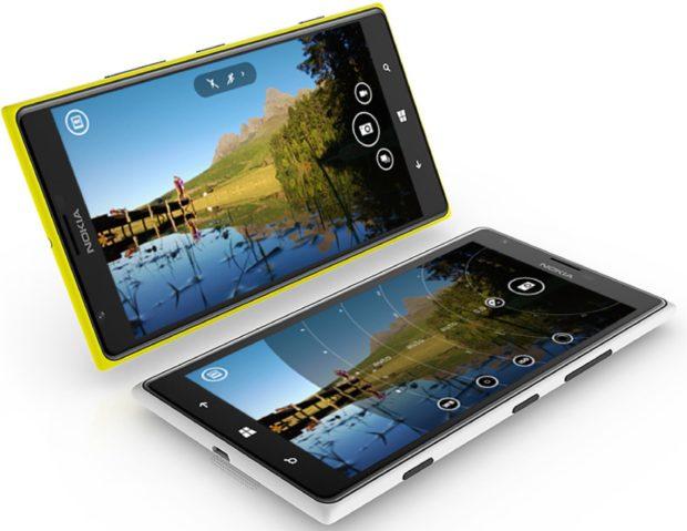 Nokia Lumia 1520 camera