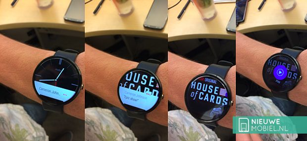 Netflix on Android Wear
