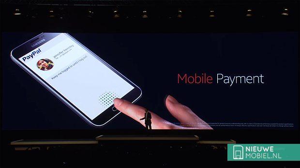 Samsung werkt aan concurrent voor Apple Pay