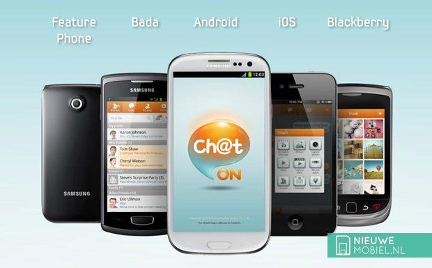 Samsung sluit toch berichten-app ChatON