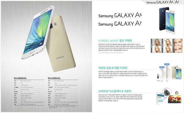 Samsung Galaxy A7 overview
