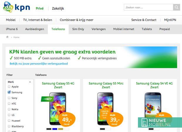 KPN Samsung