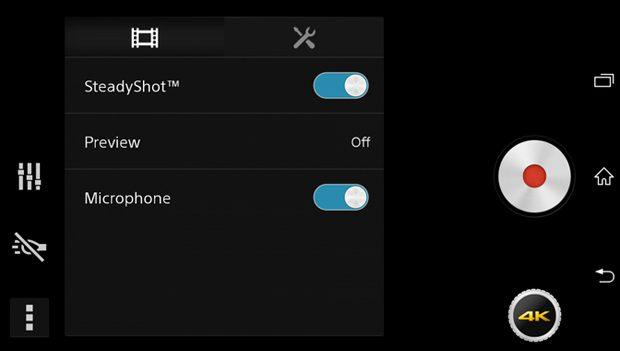 Sony Xperia Sirius 4K