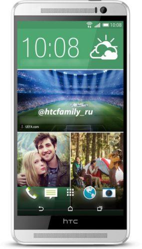HTC M8 render front