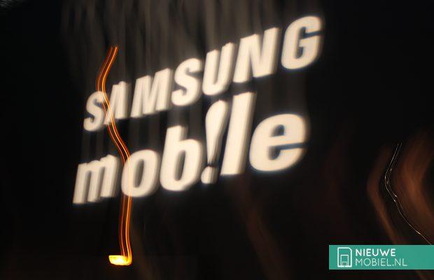 Samsung Mobile blur