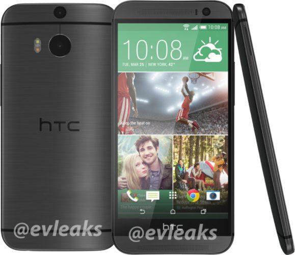 HTC M8 grey