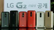 LG brengt G2 mini uit met niet zo klein 4,7 inch display