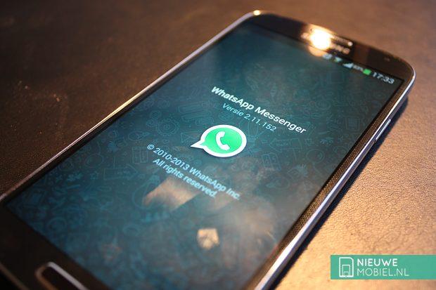 WhatsApp sloeg eerder bod van Google van 10 miljard dollar af