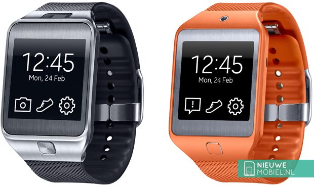 Samsung Gear and Gear neo