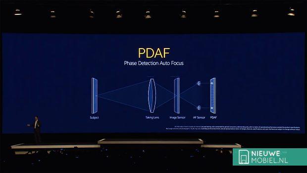 Samsung Galaxy S5 pdaf