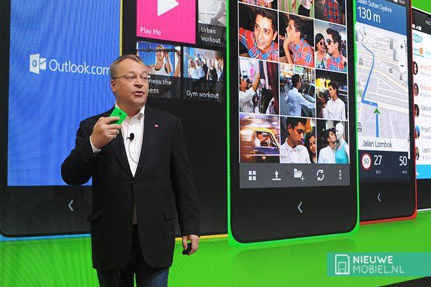 Elop gaat leiding geven aan Devices & Studios-divisie bij Microsoft