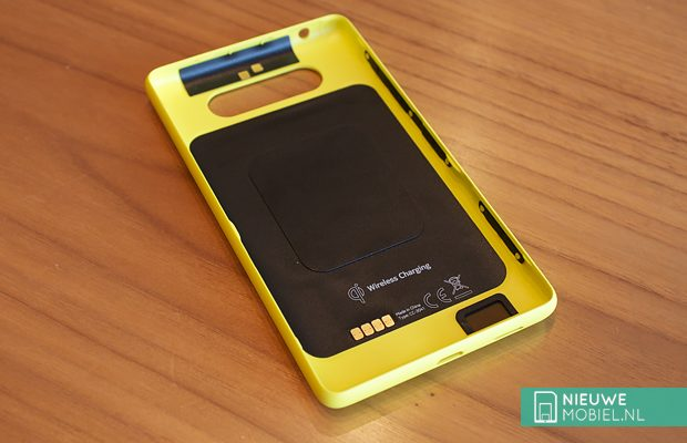 Wireless Charging Cover