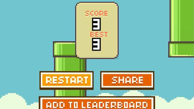 Flappy Bird komt mogelijk terug