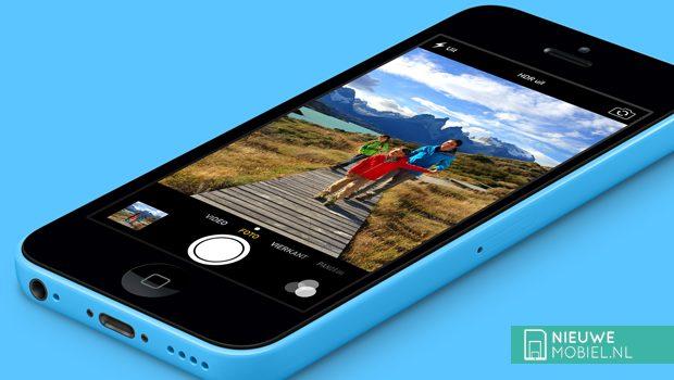"""""""Apple iPhone 4S wordt vervangen door 8 GB-uitvoering iPhone 5C"""""""