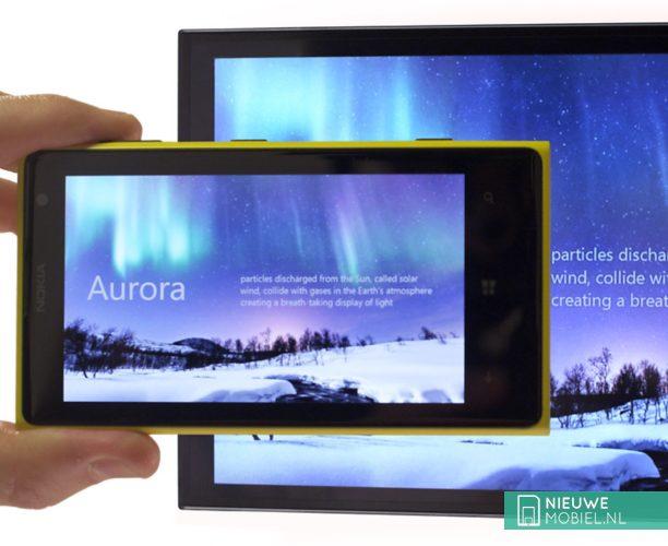Nokia Beamer