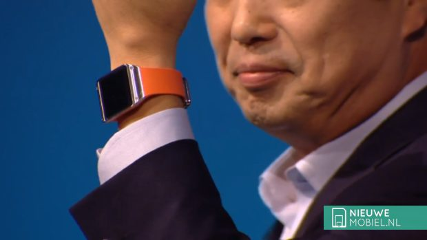 Samsung Smartwatch JK Shin