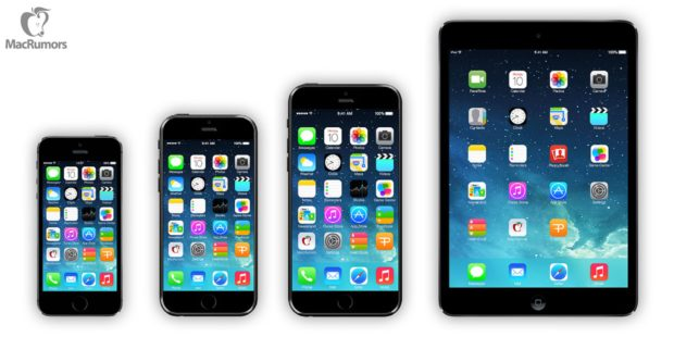 iPhone 6 family