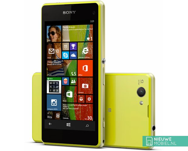 Sony Xperia Windows Phone