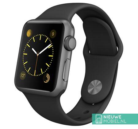 Apple Watch Sport black