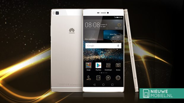 Huawei P8 overview