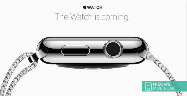 Apple Watch Coming Soon