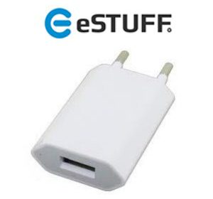 eStuff iPhone charger