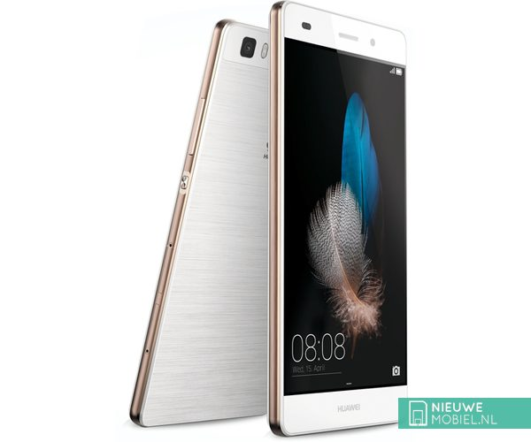 Huawei P8 Lite overview