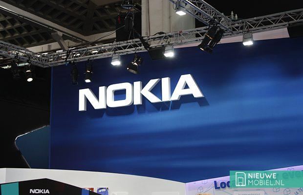 Nokia sign wall