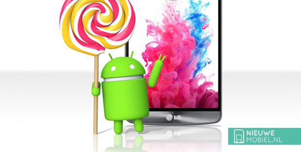 LG Android Lollipop update