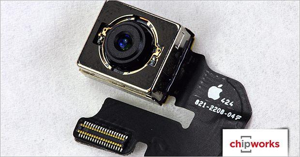 Sony camera module iPhone 6
