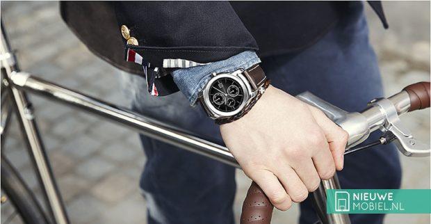 LG Watch Urbane fiets