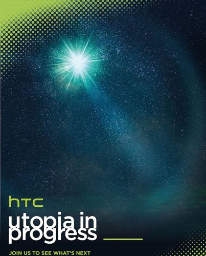 HTC press event Hima