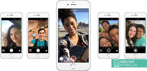 Apple FaceTime camera
