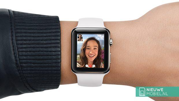 Apple Watch FaceTime