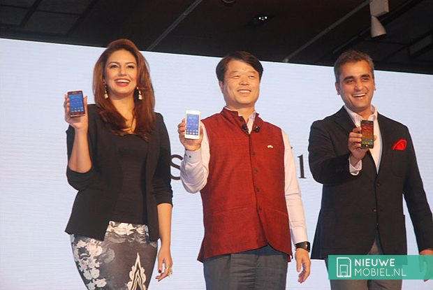 Samsung Z1 running Tizen