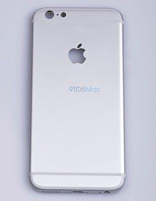 Apple iPhone 6s achterkant