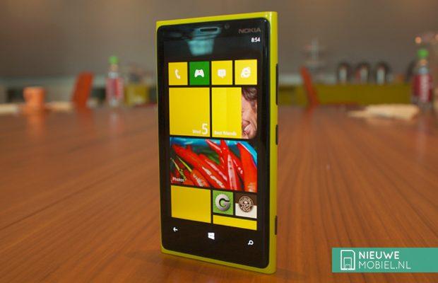 Nokia Lumia telefoon