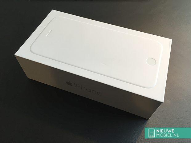 iPhone doos