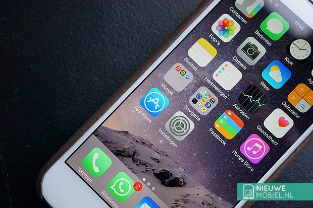 92% winst van gehele telecomindustrie gaat naar Apple