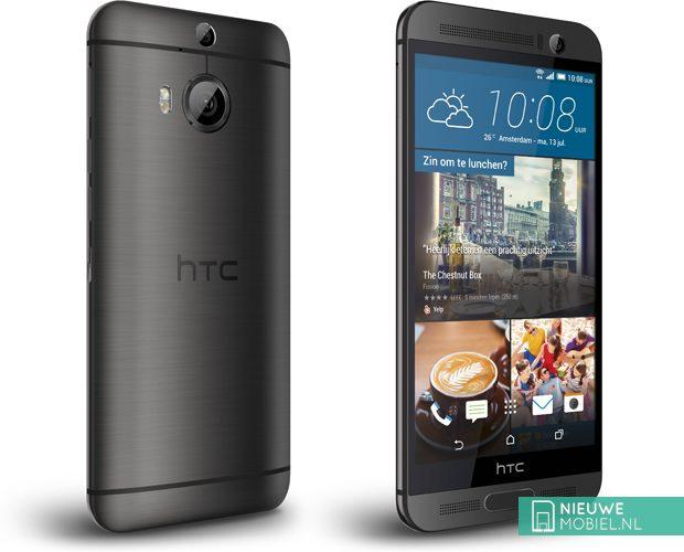 HTC One M9 Plus in Nederland