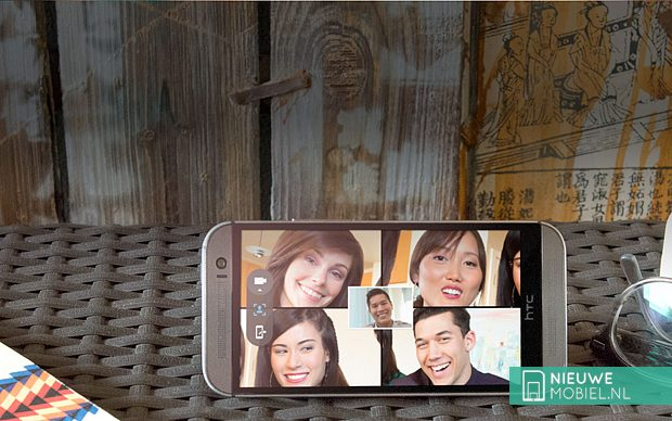 HTC Eye Experience Face Tracking
