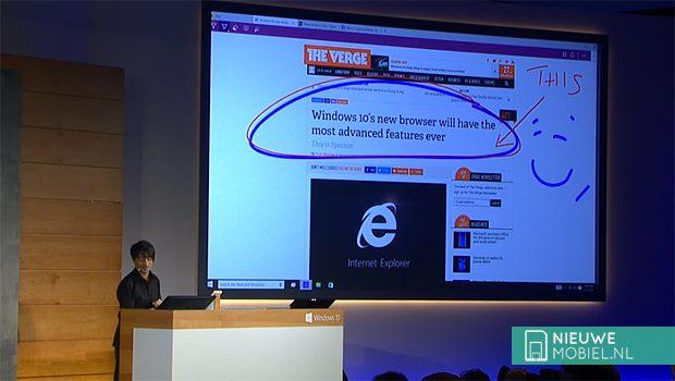 Windows 10 Project Spartan