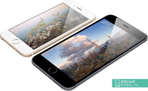 Apple iPhone 6 en 6 Plus